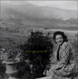 Herta Frankel a la Taxonera